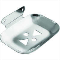 S.S C.P Soap Dish without Flange