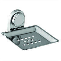 Red S.S Chrome Plated Concealed Soap Dish