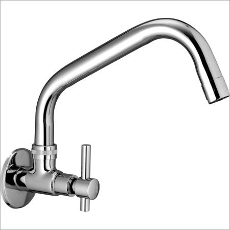Long Pipe Sink Cock