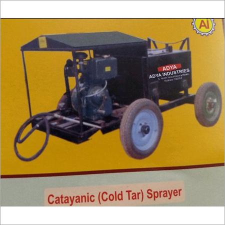 Cold Tar Sprayer