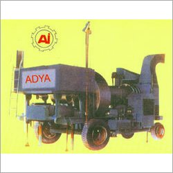 Mobile Mini Hot-Mix-Plant (Chain Bucket Type)