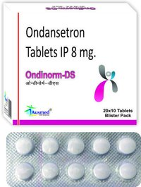 Ondansetron Hydrochloride Ip Eq. To Ondansetron 8 Mg./ondinorm-ds