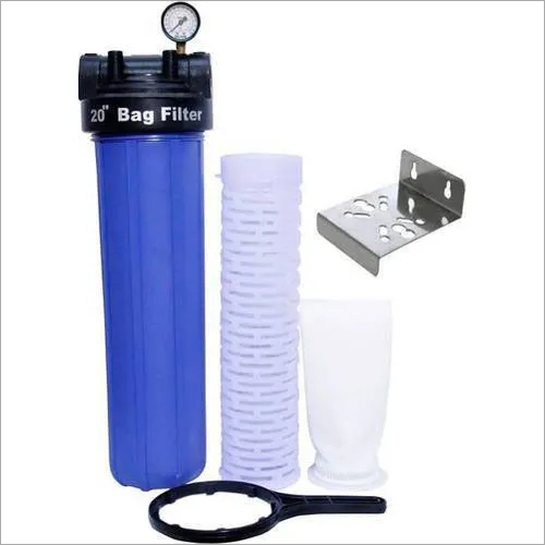 Polypropylene (PP) Bag Filter Housing