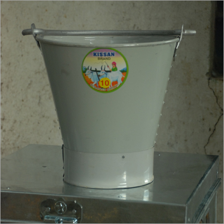 Colour Coated Bucket Capacity 11ltrs