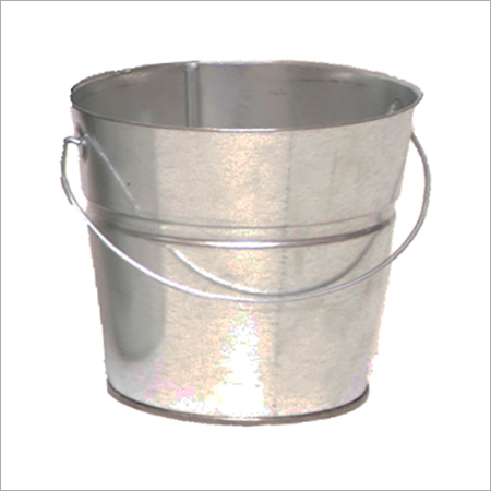 Galvanized Bucket Dwn