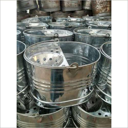 Galvanized Iron Mop Buckets