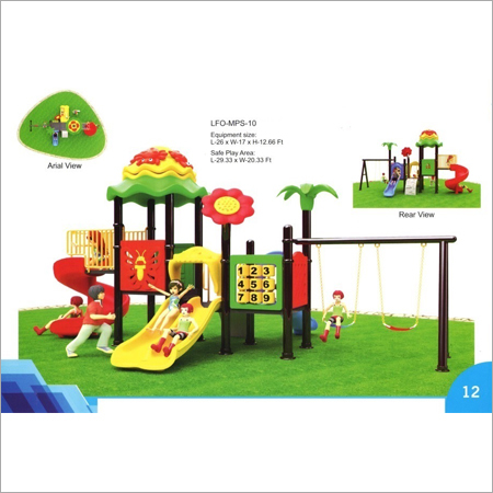 Multiplay Stations Jungle Gym