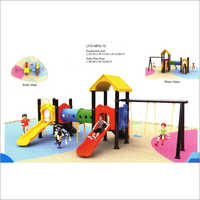 Jungle Gym and Multiplay Station