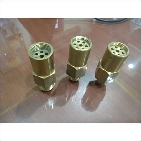 Safety Valve (Pop action Valve)