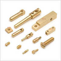 Brass Electrical Pin Terminal