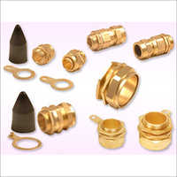 Precision Brass Cable Gland
