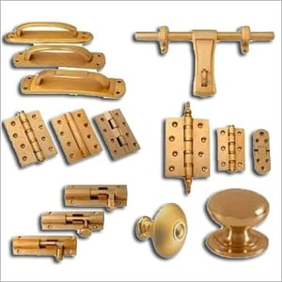 Precision Brass Hardware Fitting