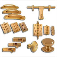 Precision Brass Hardware Fitting