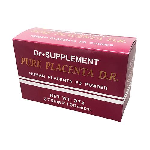 Human Pracenta Capsule Supplement