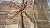 Pure Tissue Tussar Silk Self Weaved Saree.