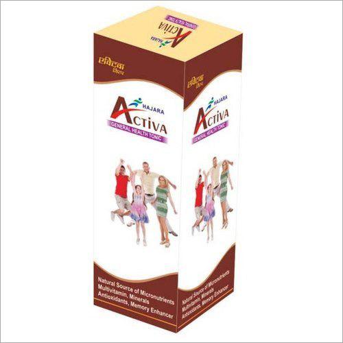 Hajara Activa Herbal Syrup