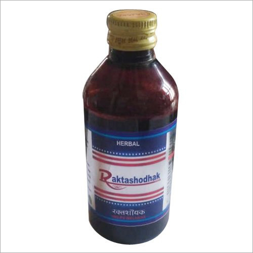 Herbal Raktshodak Syrup