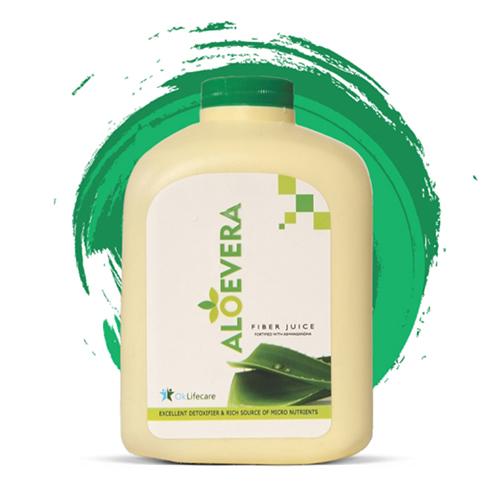 Aloevera Fibre Juice
