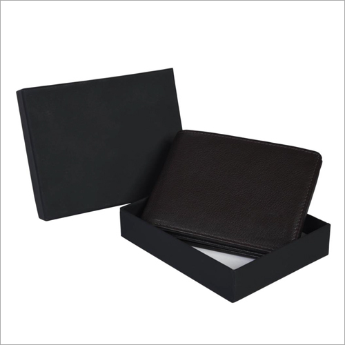 Mens Dark Brown Wallet