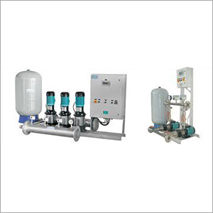Solar and Hydro Pneumatic RO System