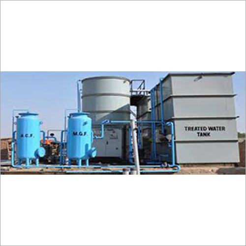 Water STP Plant