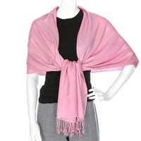 Cashmere wool Silk Pashmina Shawl Scarves from India