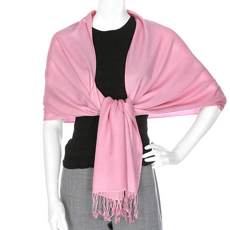 Cashmere Wool Silk Pashmina Shawl Scarves