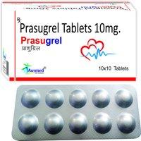 Prasugrel Hydrochloride 10 mg.