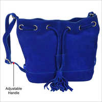 Ladies Leather Shoulder Handbags