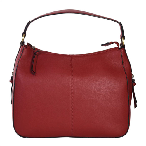 Red Leather Handbags for Ladies