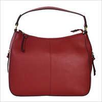 Ladies Red Leather Handbags