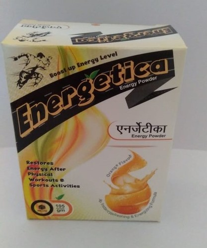 Energy Powder (Orange Flavor)