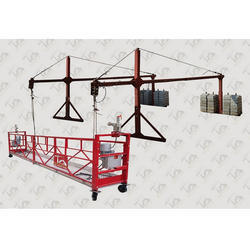 Rental Suspended Platform