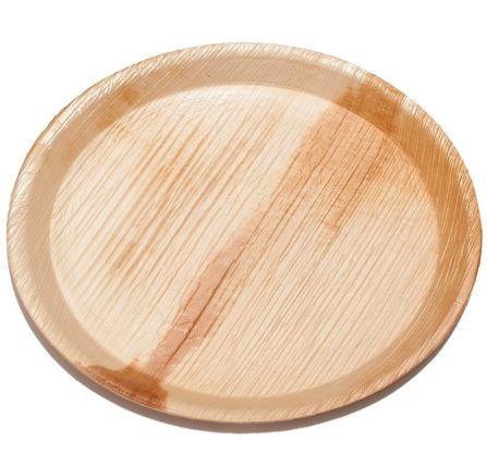 Areca Leaf Plate - Round
