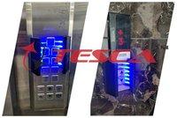 Elevator Keys UV Sterilizer - (Pair) Common for Inner & Outer Sizes