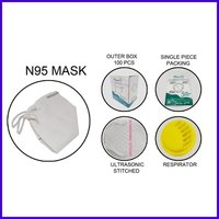 Dentmark N95 Mask With Respirator