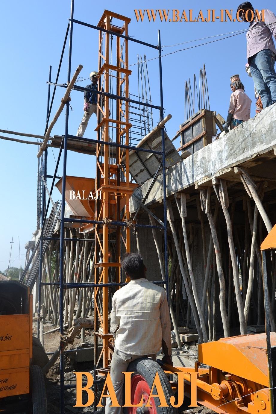 Rental Builder Hoist