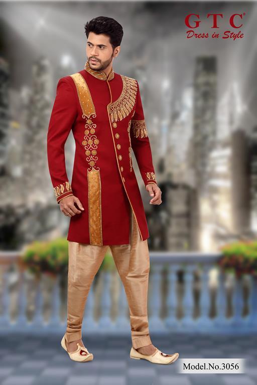 3056 Designer Sherwani