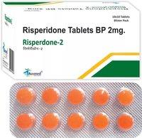 Risperidone Bp 2mg./risperdone-2