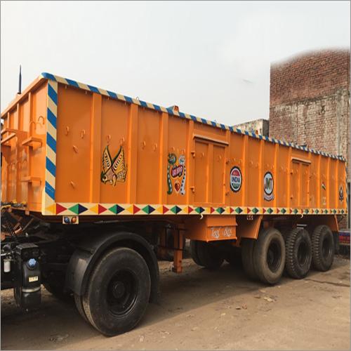 4023 Truck Trailer