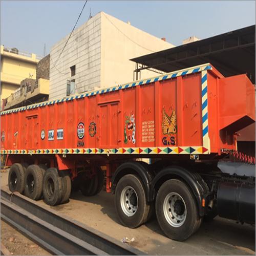 5523 Truck Trailer