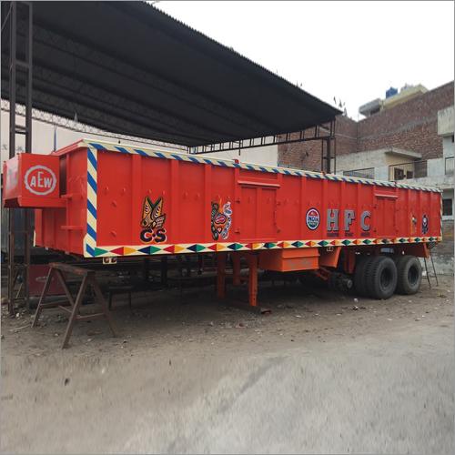 Hydraulic Truck Trailer