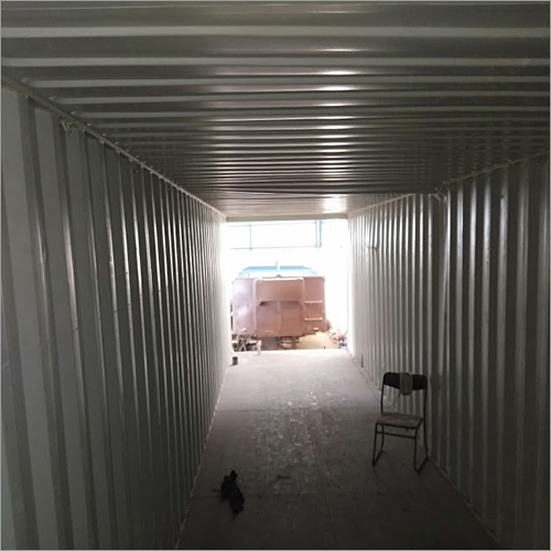 Container Type Truck Trailer