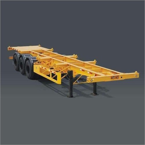 Truck Skelton Platform