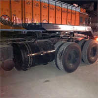 Skelton Trailer For Oil Tanker
