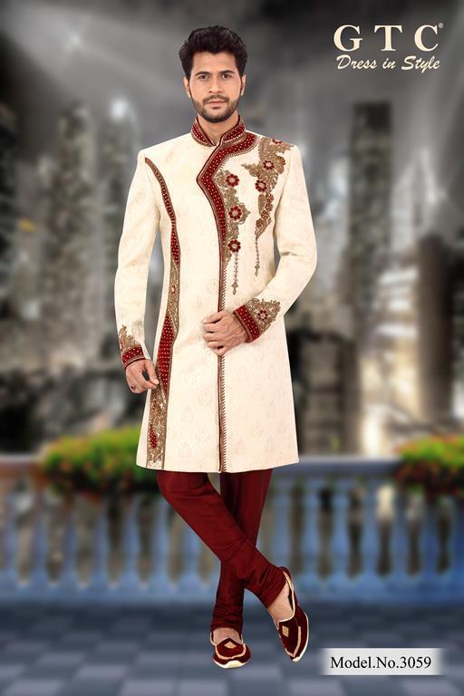 3059 Designer Sherwani