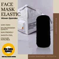 Elastic Tape for Face Mask / Covid 19