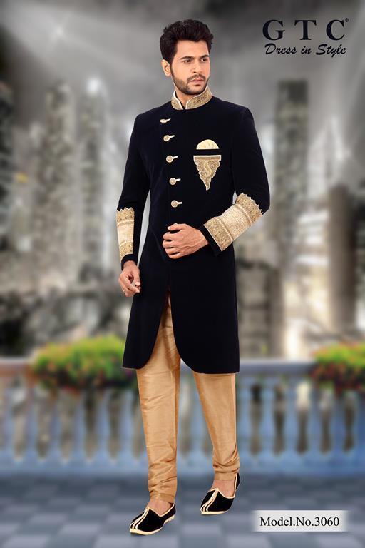 3060 Designer Sherwani