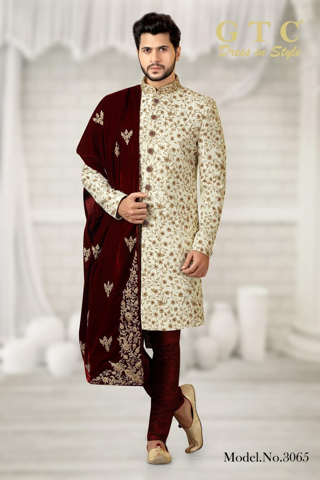 3065 Designer Sherwani