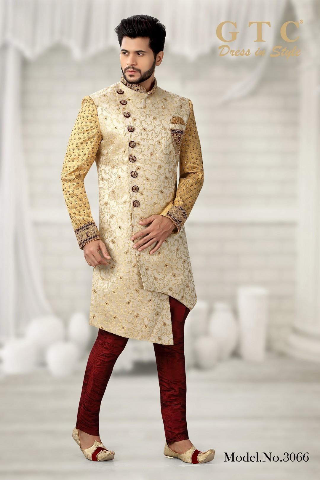 3066 Designer Sherwani